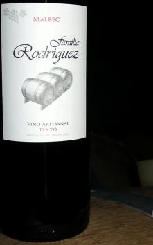 vino rodriguez